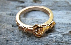claddagh rings - Scottish Wedding Rings