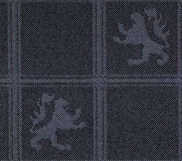Lochcarron Rampant Lion Emblem Tartan