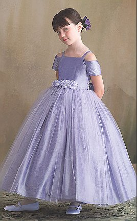 Scottish Flower Girl Dresses 115